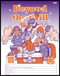 Beyond the Grill book cover
