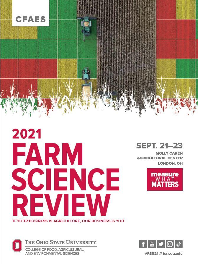 FSR program cover