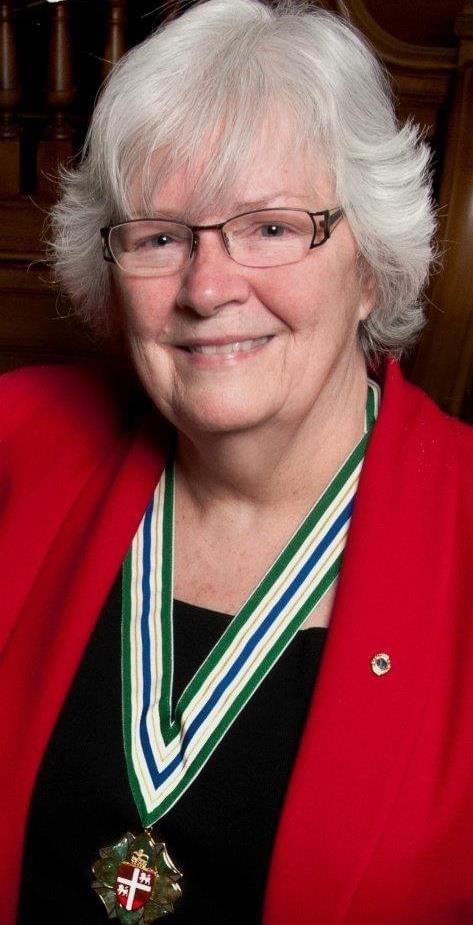 CES Honorary Shirley Brooks Jones 1989