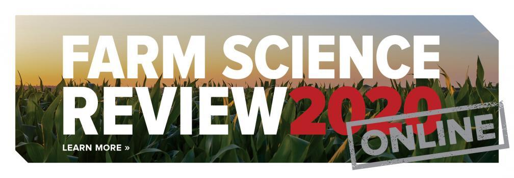 Farm Science Review to be held virtually in 2020