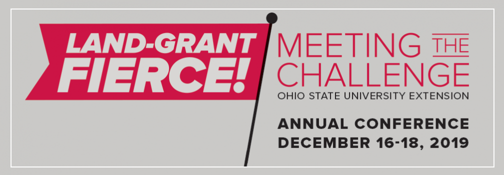 OSU Extension Annual Conference registration is open