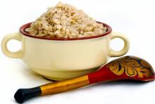 giant bowl of oatmeal