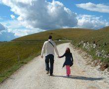 Walking Together photo by Daniela Corno from FreeImages
