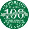 Extension 100th Anniversary Logo